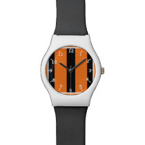 Tiger Stripes Wristwatch