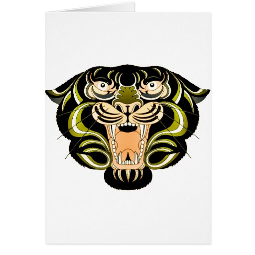 Tiger Style 1 Card