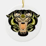 Tiger Style 1 Ornament