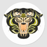 Tiger Style 1 Stickers