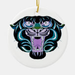 Tiger Style 2 Ornament