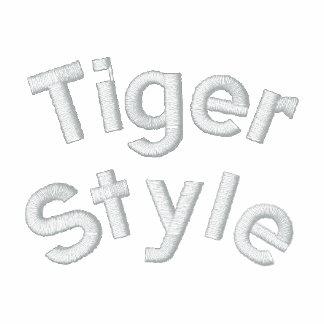 Tiger Style Hoodie