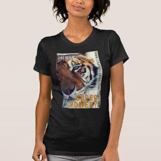 Tiger Super Power T-Shirt