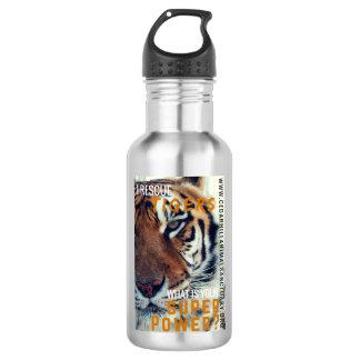 Tiger SuperPower Water Bottle