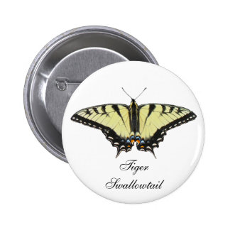 Tiger Swallowtail Butterfly Pin