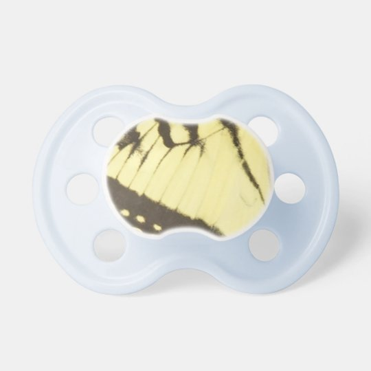 Tiger Swallowtail Butterfly - Details of Nature Pacifier