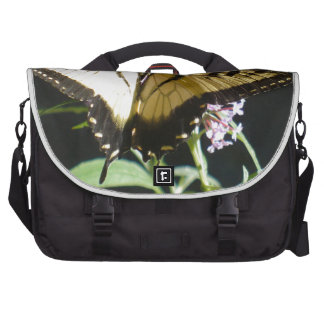 Tiger Swallowtail Butterfly Laptop Bags