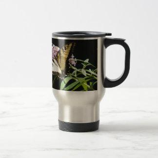 Tiger Swallowtail Butterfly Mugs