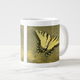 Tiger Swallowtail Butterfly - Papilio glaucus Giant Coffee Mug