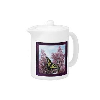 Tiger Swallowtail_lilacs