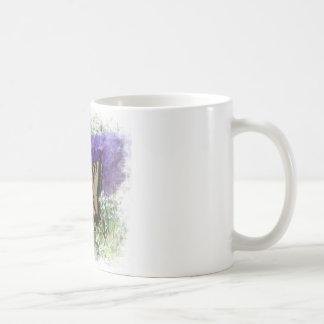 Tiger Swallowtail on Butterfly Bush Coffee Mug