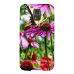 Tiger Swallowtail On Coneflower Case For Galaxy S5