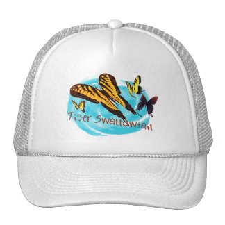 tiger swallowtail products trucker hat