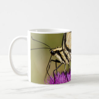 Tiger Swallowtail Up Close Coffee Mug