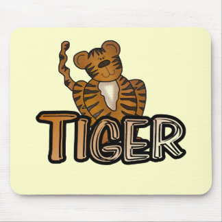 Tiger T-shirts and Gifts Mouse Pads