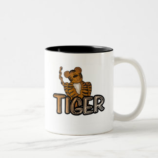 Tiger T-shirts and Gifts Coffee Mugs