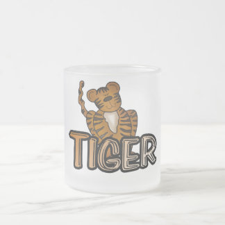Tiger T-shirts and Gifts Mug
