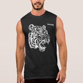 Tiger Tattto Sleeveless T-shirt