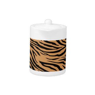 Tiger Teapot