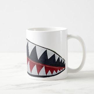Tiger Teeth Coffee Mug