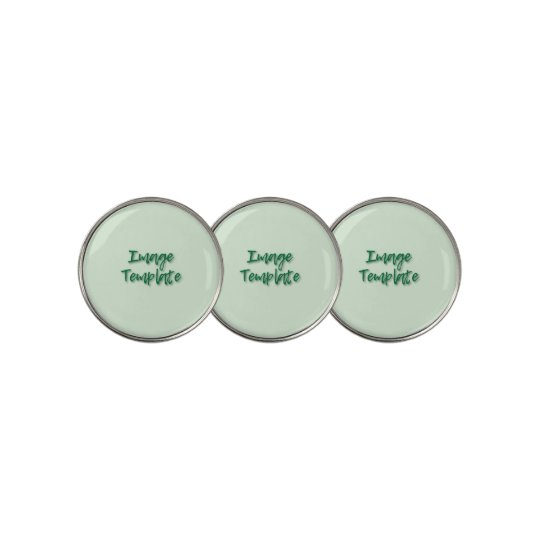 Tiger Template Trendy Create Your Own Golf Ball Marker Zazzle