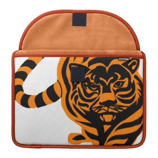 TIGER THE KING OF JUNGLE SLEEVES FOR MacBook PRO
