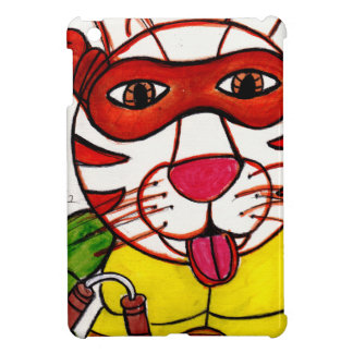 Tiger the Ninja Cat iPad Mini Case