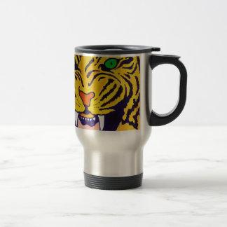 Tiger Three Travel Mug