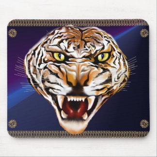 Tiger, Tiger Burning Bright Mouse Pad