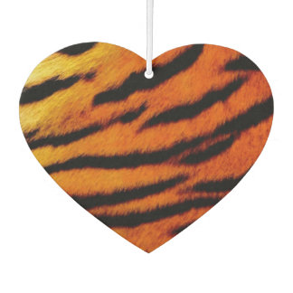 TIGER, TIGER BURNING BRIGHT - TIGER STRIPES too! Air Freshener