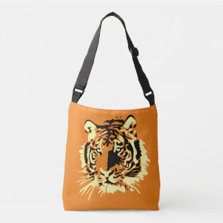Tiger Tiger Tiger Crossbody Bag