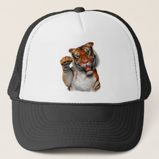 Tiger, Tiger Trucker Hat