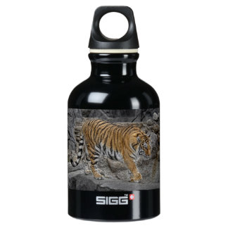 Tiger Tight Rope Water Bottle