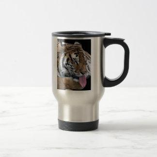 tiger tongue 15 oz stainless steel travel mug