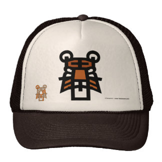 TIGER Topper Trucker Hat