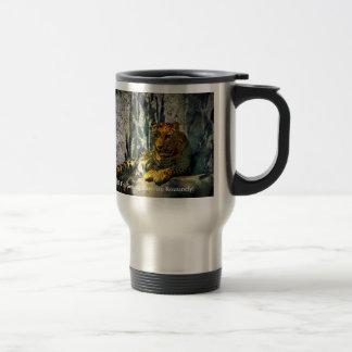 Tiger Travel Mug-with Acrostic Travel Mug