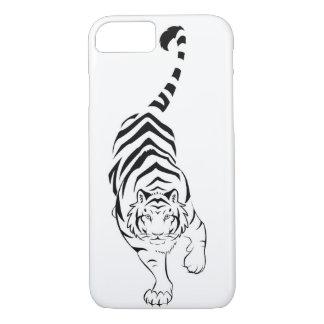 Tiger Tribal Stalking iPhone 7 Case