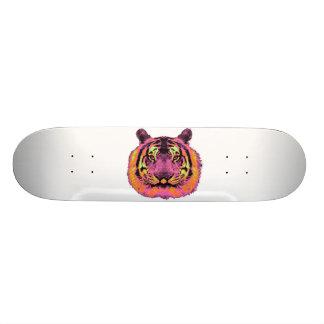 Tiger Trip Skateboard Deck
