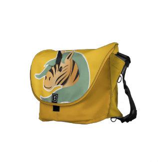 Tiger Unicorn Messenger Messenger Bag