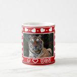 Tiger Valentine Mugs