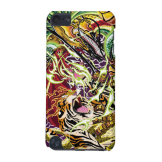 Tiger vs. Dragon iPod Touch Case