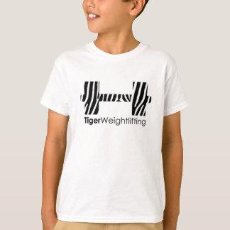 Tiger Weightlifting Apparel T-Shirt