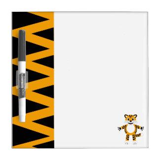 Tiger Whiteboard Dry-Erase Whiteboard