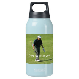 Tiger who?  I'm coming after you! 10 Oz Insulated SIGG Thermos Water Bottle