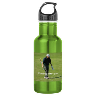 Tiger who?  I'm coming after you! 18oz Water Bottle