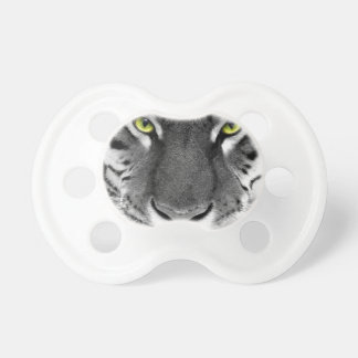 Tiger Wild Eyes Baby Pacifiers