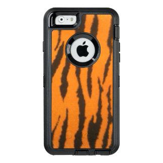 Tiger Wild Print OtterBox Defender iPhone Case