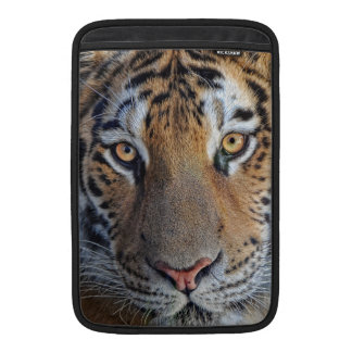 Tiger with Following Eyes MacBook Sleeve