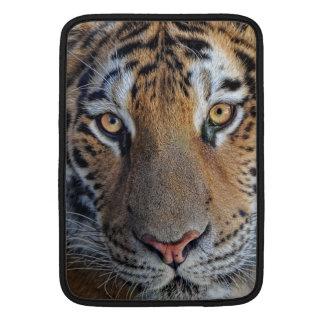 Tiger with Following Eyes MacBook Air Sleeves