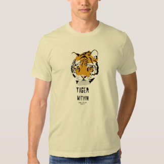 Tiger Within Mens T Shirt